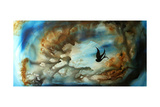 Eternal Blessing Photographic Print by Megan Aroon Duncanson