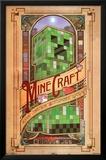 Minecraft Computronic Print