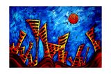 Lost In The City II Photographic Print by Megan Aroon Duncanson