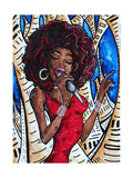 Singin In The Streets Photographic Print by Megan Aroon Duncanson