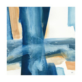 Indigo V Kunstdrucke von Chris Paschke