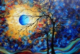 Eye Of The Universe Photographic Print by Megan Aroon Duncanson