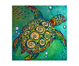 Sea Turtle Photographic Print by Jill English