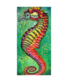 Seahorse Photographic Print by Jill English