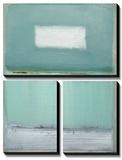 Azure Blue I Prints by Caroline Gold