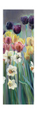 Grape Tulips Panel I Prints by Marilyn Hageman