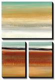Horizon Lanes II Prints by Cat Tesla