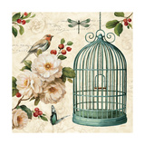 Free as a Bird I Print by Lisa Audit