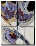 Floral Impressions I Prints by Angela Martiz