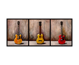 3 Guitars Photographic Print by Jill English