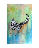 Stingray 2 Photographic Print by Jill English