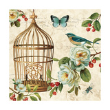 Free as a Bird II Premium Giclee Print by Lisa Audit