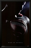 Man of Steel - Superman One Sheet Movie Poster Posters