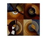 Circles Photographic Print by Jill English