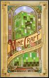 Minecraft Computronic Premium Poster Mounted Print