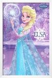 Frozen - Snowflake Poster