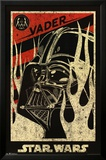 Star Wars Darth Vader Propaganda Movie Poster Print