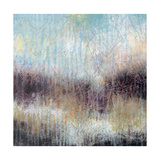 Misty Marsh Premium Giclee Print by Norman Wyatt Jr.