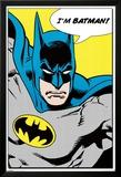Batman (I'm Batman) Print