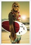 Star Wars-Surfs Up Prints
