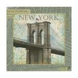 Explore New York Premium Giclee Print by Christopher James