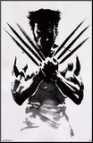 Wolverine One Sheet Movie Poster Mounted Print