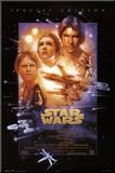 Star Wars Mounted Print