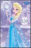 Frozen - Snowflake Mounted Print
