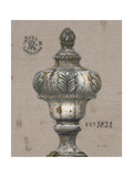 Industrial Chic Finial Premium Giclee Print by Arnie Fisk