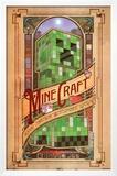Minecraft Computronic Poster