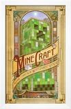 Minecraft Computronic Premium Poster Posters