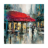 Paris Modern 2 Premium Giclee Print by Brent Heighton