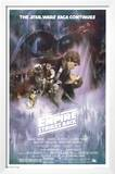 Star Wars: The Empire Strikes Back - The Saga Continues Movie Poster Posters