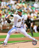 Jon Lester 2014 Action Photo