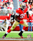 Aldon Smith 2014 Action Photo