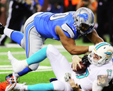 Ndamukong Suh 2014 Action Photo