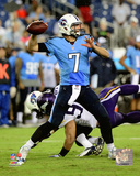 Zach Mettenberger 2014 Action Photo
