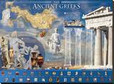 Ancient Greek Stretched Canvas Print