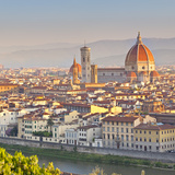 Italy, Italia. Tuscany, Toscana. Firenze District. Florence, Firenze. Duomo Santa Maria Del Fiore Photographic Print by Francesco Iacobelli