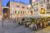 Italy, Veneto, Verona District, Verona. Piazza Dei Signori. Photographic Print by Francesco Iacobelli