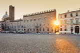 Italy, Lombardy, Mantova District, Mantua, Sordello Square Photographic Print by Francesco Iacobelli