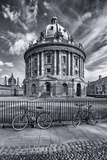 Europe, United Kingom, England, Oxfordshire, Oxford, Radcliffe Camera Photographic Print by Mark Sykes