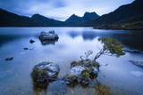 Cradle Mountain National Park, Tasmania, Australia. Dove Lake at Sunrise Photographic Print by Matteo Colombo