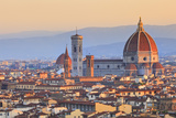 Italy, Italia. Tuscany, Toscana. Firenze District. Florence, Firenze. Duomo Santa Maria Del Fiore Photographic Print by Francesco Iacobelli