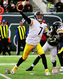 Ben Roethlisberger 2014 Action Photo