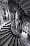 Europe, United Kingdom, England, Lancashire, Manchester, Manchester Town Hall Photographic Print by Mark Sykes