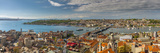 Turkey, Istanbul, Beyoglu, View across Golden Horn to Sultanahmet Photographic Print by Alan Copson