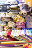 Oman, Muscat. Souvenirs for Sale at a Shop in the Old Souk of Mutrah Photographic Print by Matteo Colombo