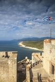 Cuba, Santiago De Cuba Province, Santiago De Cuba, Lighthouse Photographic Print by Jane Sweeney