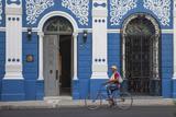 Cuba, Camaguey Province, Camaguey, Ignacio Agramonte, Interior Photographic Print by Jane Sweeney